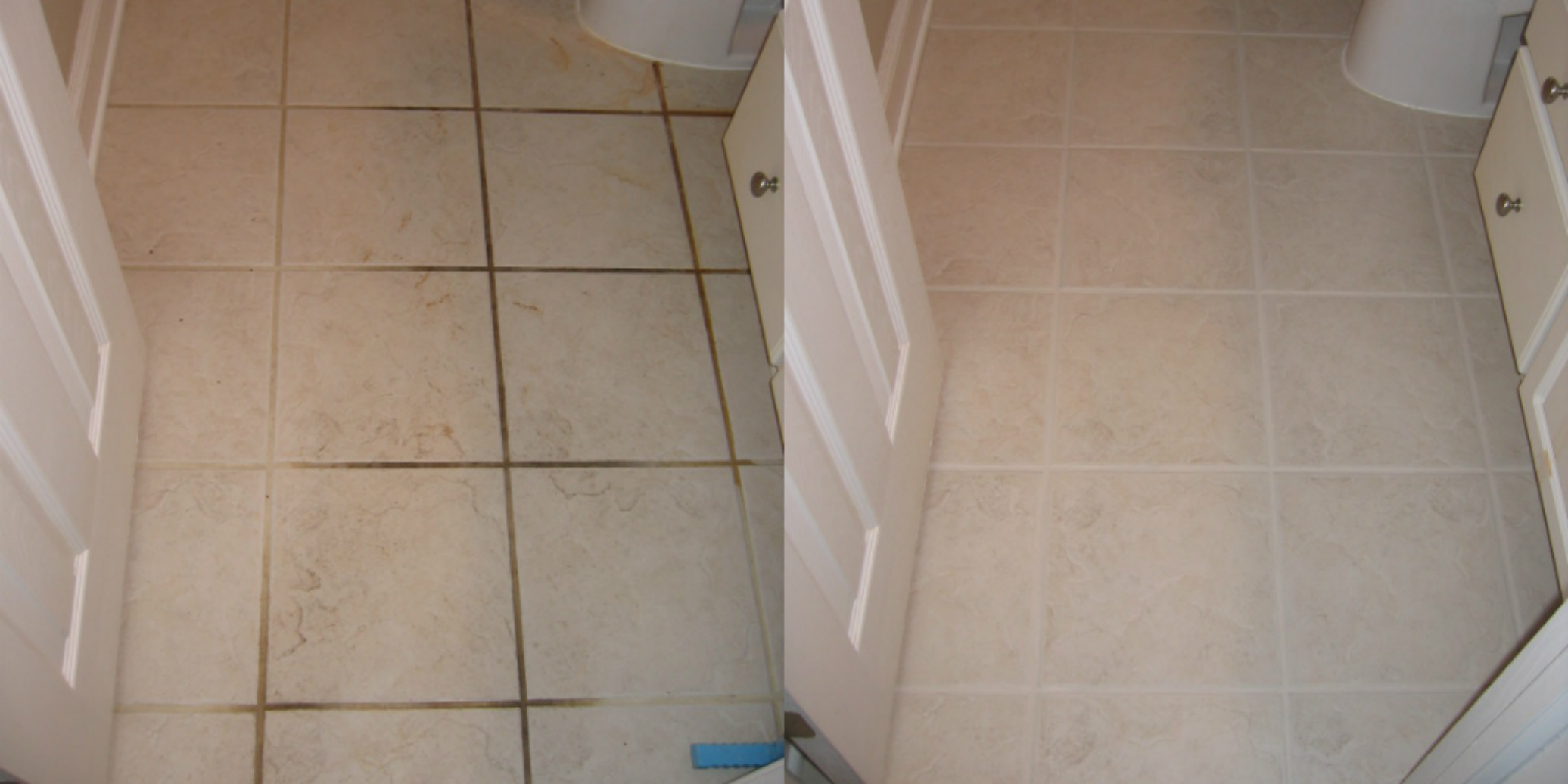 Tile Re-grouting Tarrawarra