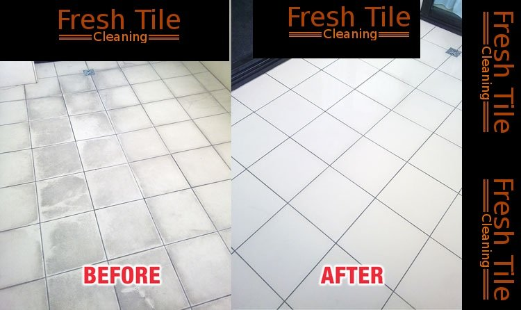 Tile and Grout Cleaning Bittern