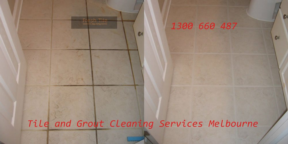 Tile and Grout Cleaner St Kilda
