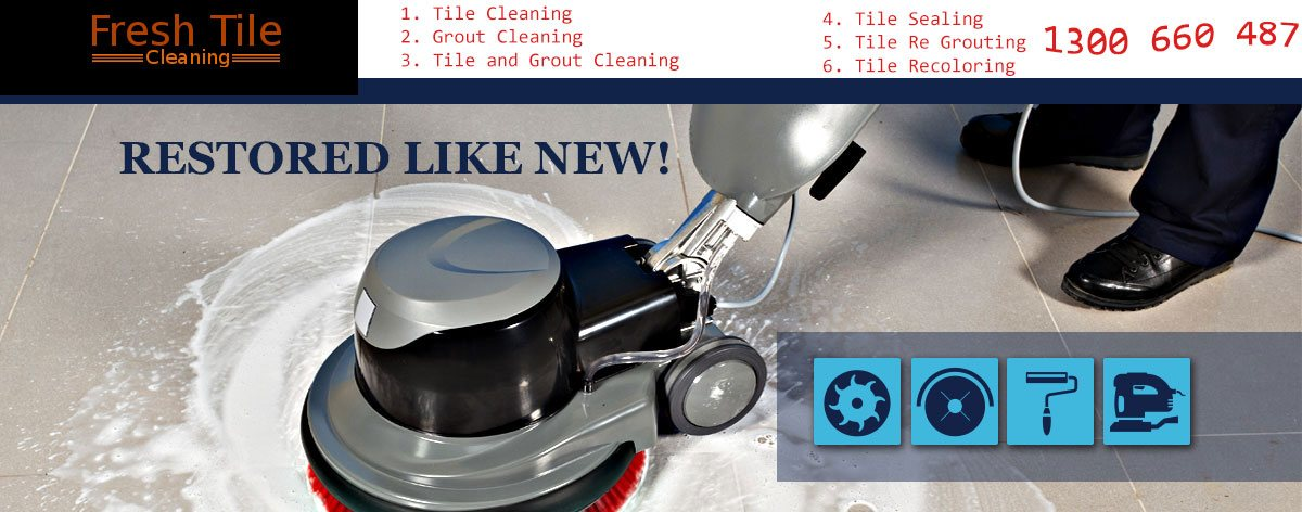 Tile and Grout Cleaner Monegeetta