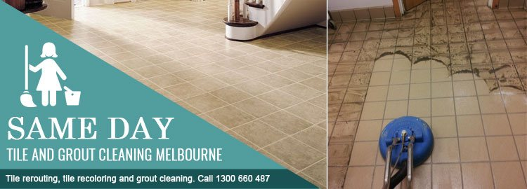 Tile and Grout Cleaning Croydon