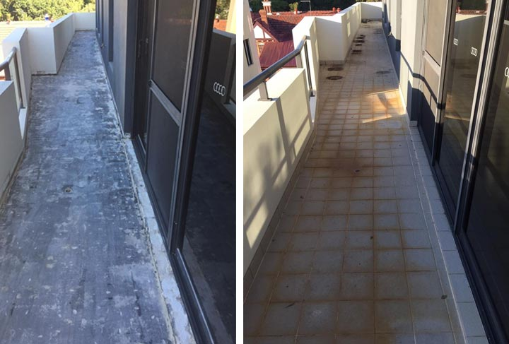 Tile Stripping Services Melbourne