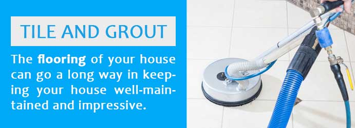 Tile and Grout Cleaning Beaumont