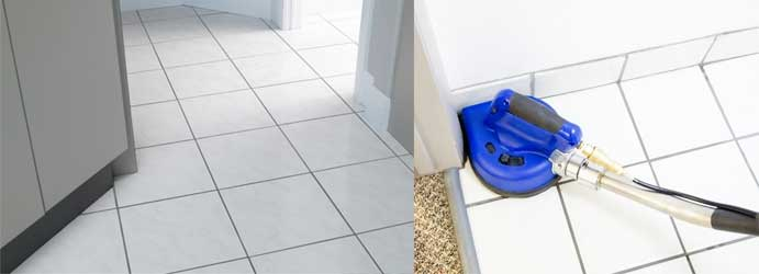 Expert Tile and Grout Cleaning in Light Pass