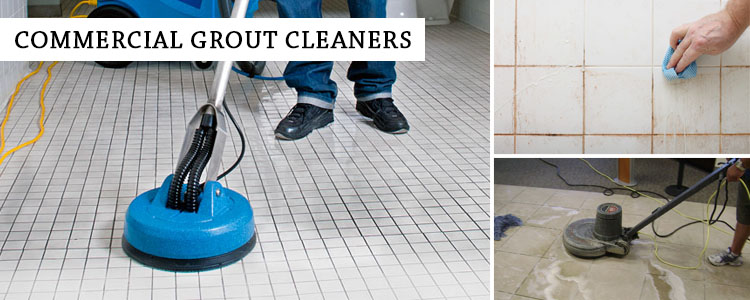Commercial Grout Cleaners