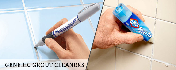 Generic Grout Cleaners