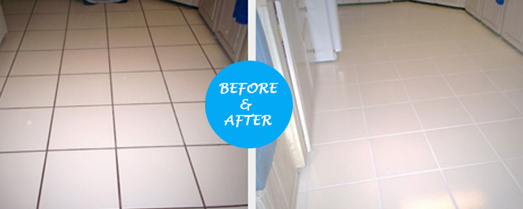 Professional Tile & Grout Cleaning Caffey