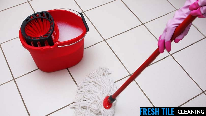 10 Super Natural Ways To Clean Tiles And Grouts Fresh Tile And