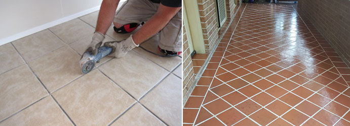 Tile Regrouting Services
