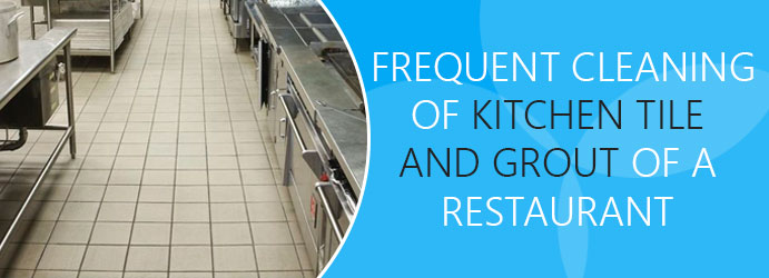 Kitchen Tile and Grout Cleaning Melbourne