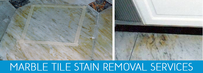 Marble Tile Stain Removal Services
