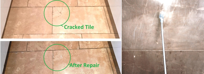 Repair-Cracked Tiles