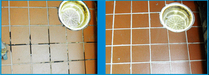 Restaurant Tile and Grout Cleaning Service