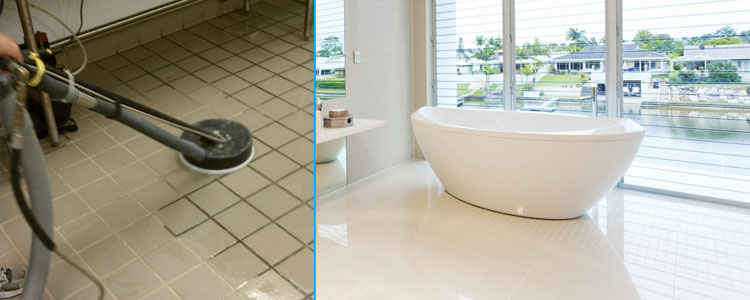 Tile Cleaning Services The Gap