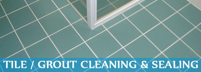 Tile / Grout Cleaning & Sealing
