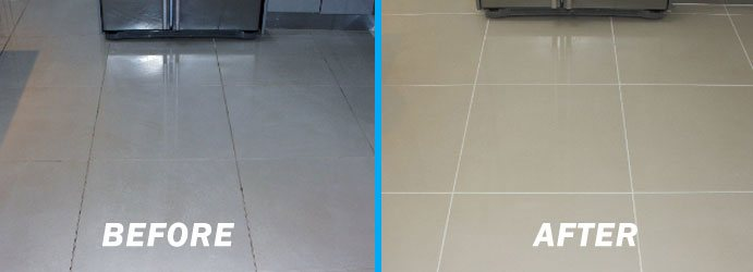 Tile Re-grouting Ripplebrook