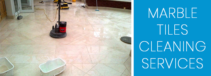 Marble Tiles Cleaning Service