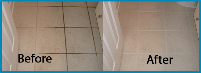Fresh Tile Cleaning Service