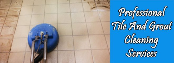 Professional Tile And Grout Cleaning-Services