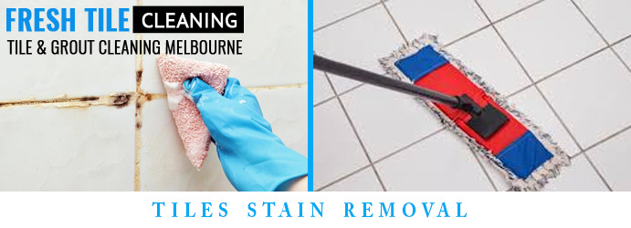 Tiles Stain Removal