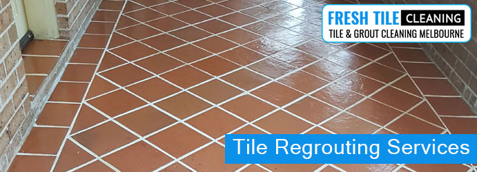 Tile Regrouting Services High Camp