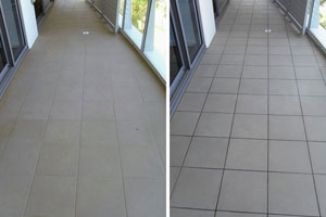 Epoxy Grouting & Regrouting White Beach