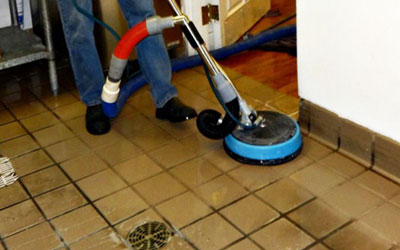 Kitchen Tile Cleaning Styx