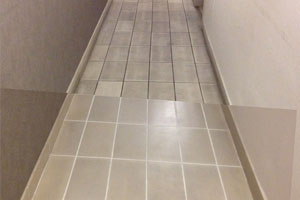 Tile Regrouting Allens Rivulet