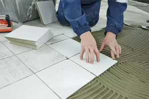 Tile Repairs Copping