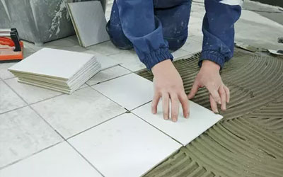 Tile Repairs East Sale