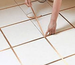 Floor Stripping Long Flat