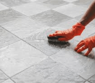 Grout Colour Sealing Sunnyside