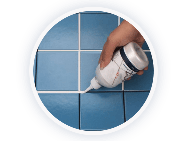 Grout Sealing And Repair