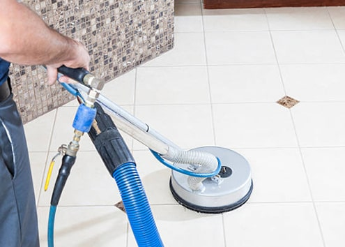 Tile And Grout Cleaning Hunterston