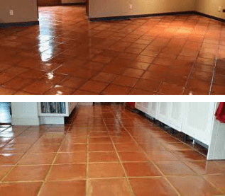 Tile Restoration Service Panorama