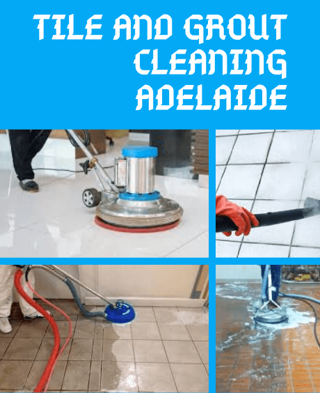 Tile and Grout Cleaning Services Kidman Park