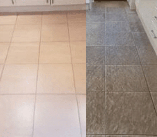 Tile And Grout Cleaning Long Flat