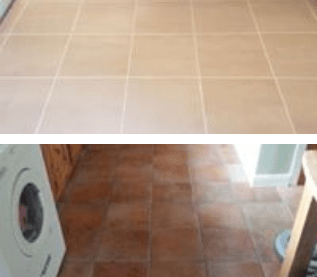 Tile regrouting and repair Fisher