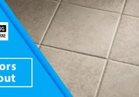 Tile Floors and Grout